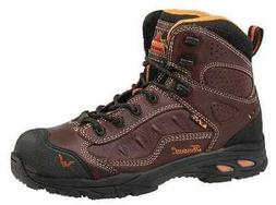 THOROGOOD 8044037 Hiking Boots, Composite, Brown, Men, 15W,