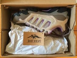 Pacific Trail Alta Hiking Gray Purple Shoes Size 7 Women's A