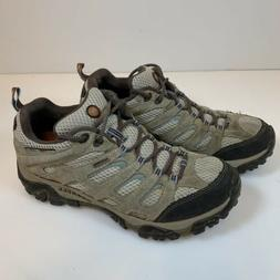 continuum womens waterproof hiking shoes dusty olive