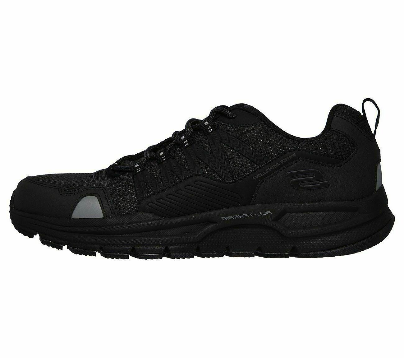 Black Skechers Shoes Casual Hiking athletic