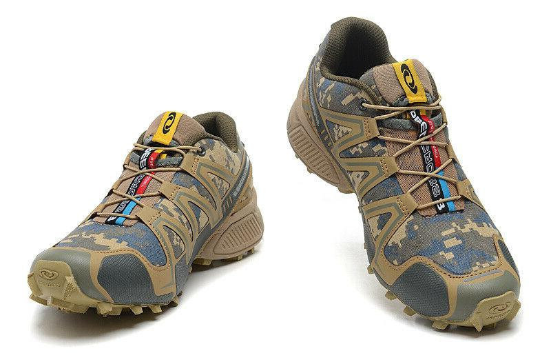 Hot Speedcross camouflage Sports Hiking Shoes