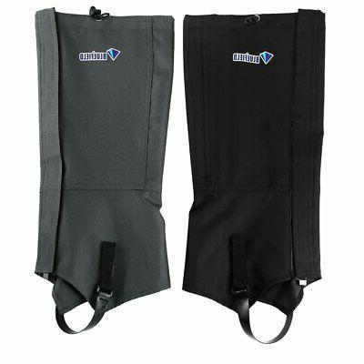 hunting boots mountain hiking gaiters snow snake
