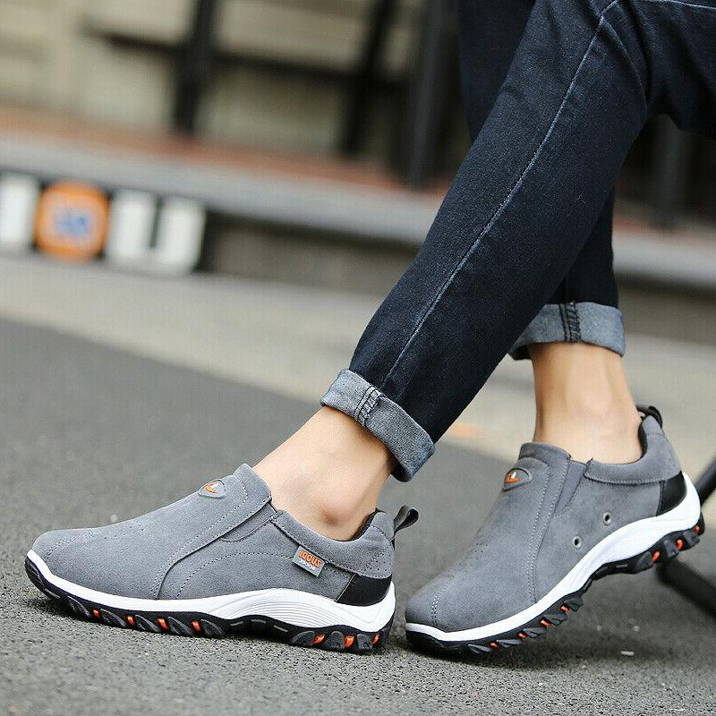 Men's Shoes Slip on Sneaker Sports Walking