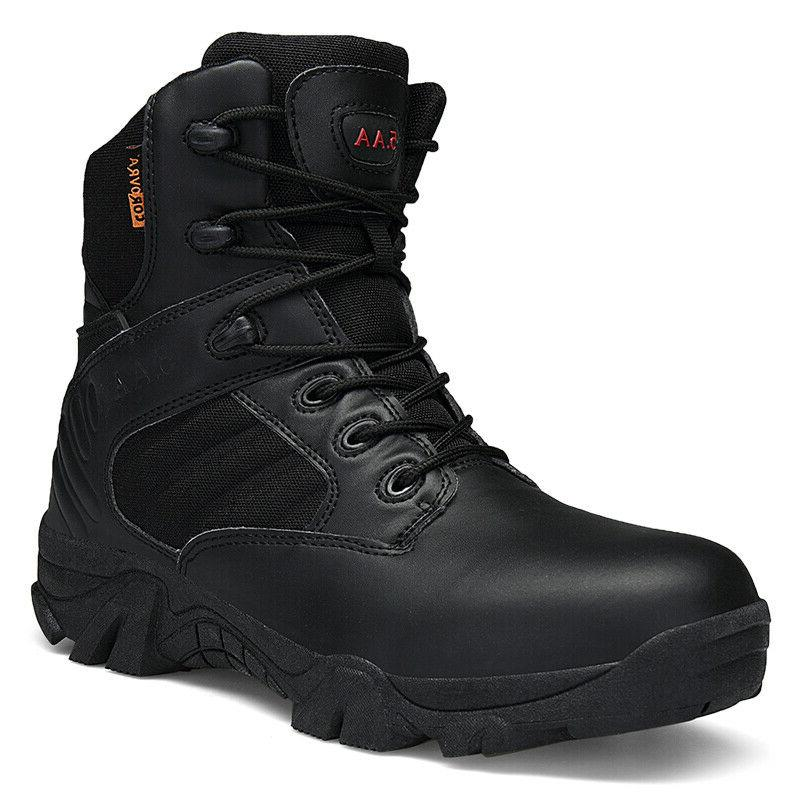 Men's Military Shoes Outdoor