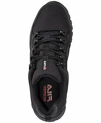 Fila Men's Switchback 2 Water Proof Hiking Black/Grey