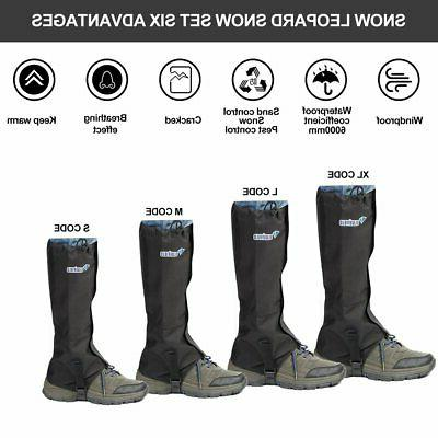 Hunting Boots Mountain Leg Shoes Cover Waterproof