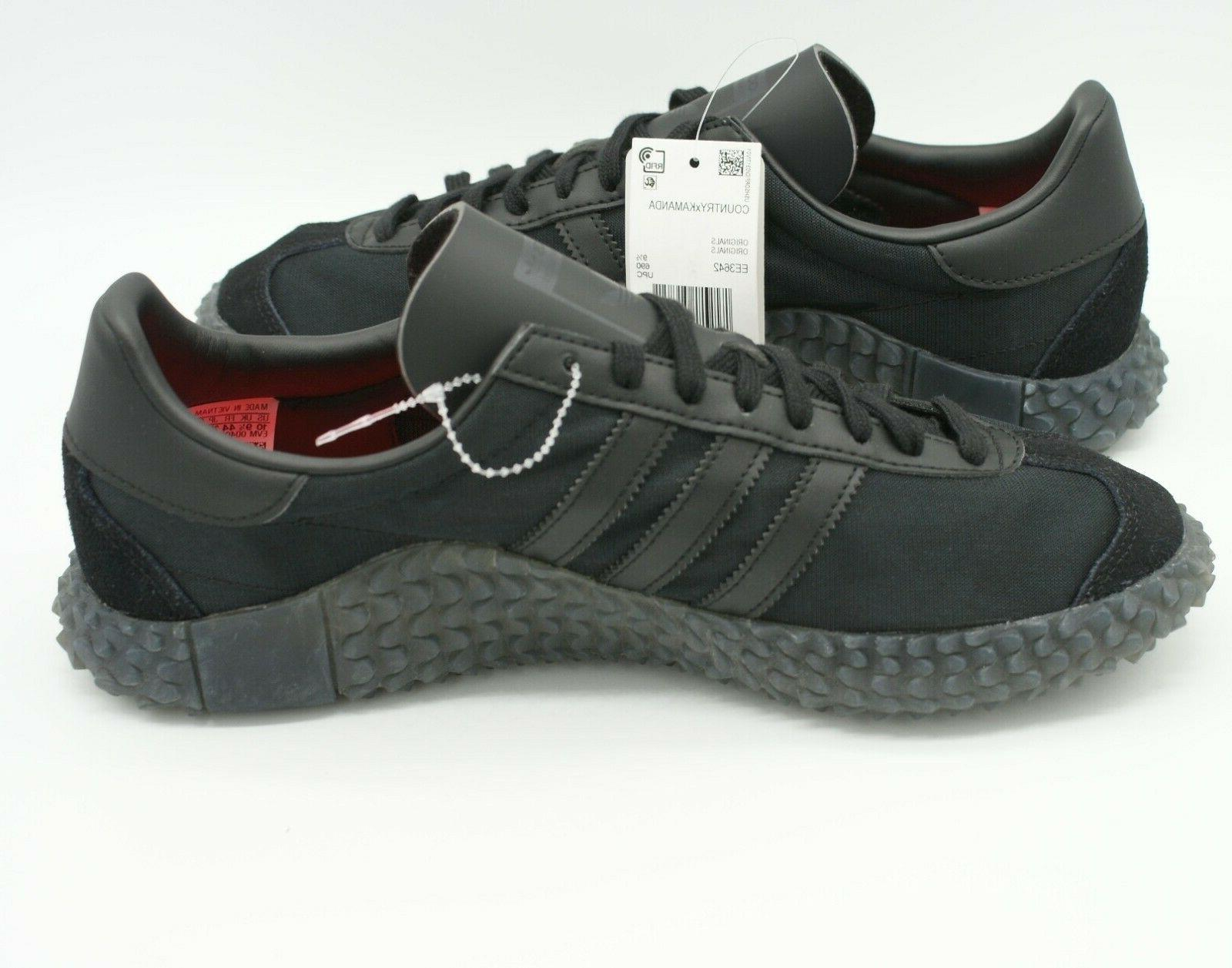 ADIDAS Country x Never Made Triple 10 EE3642