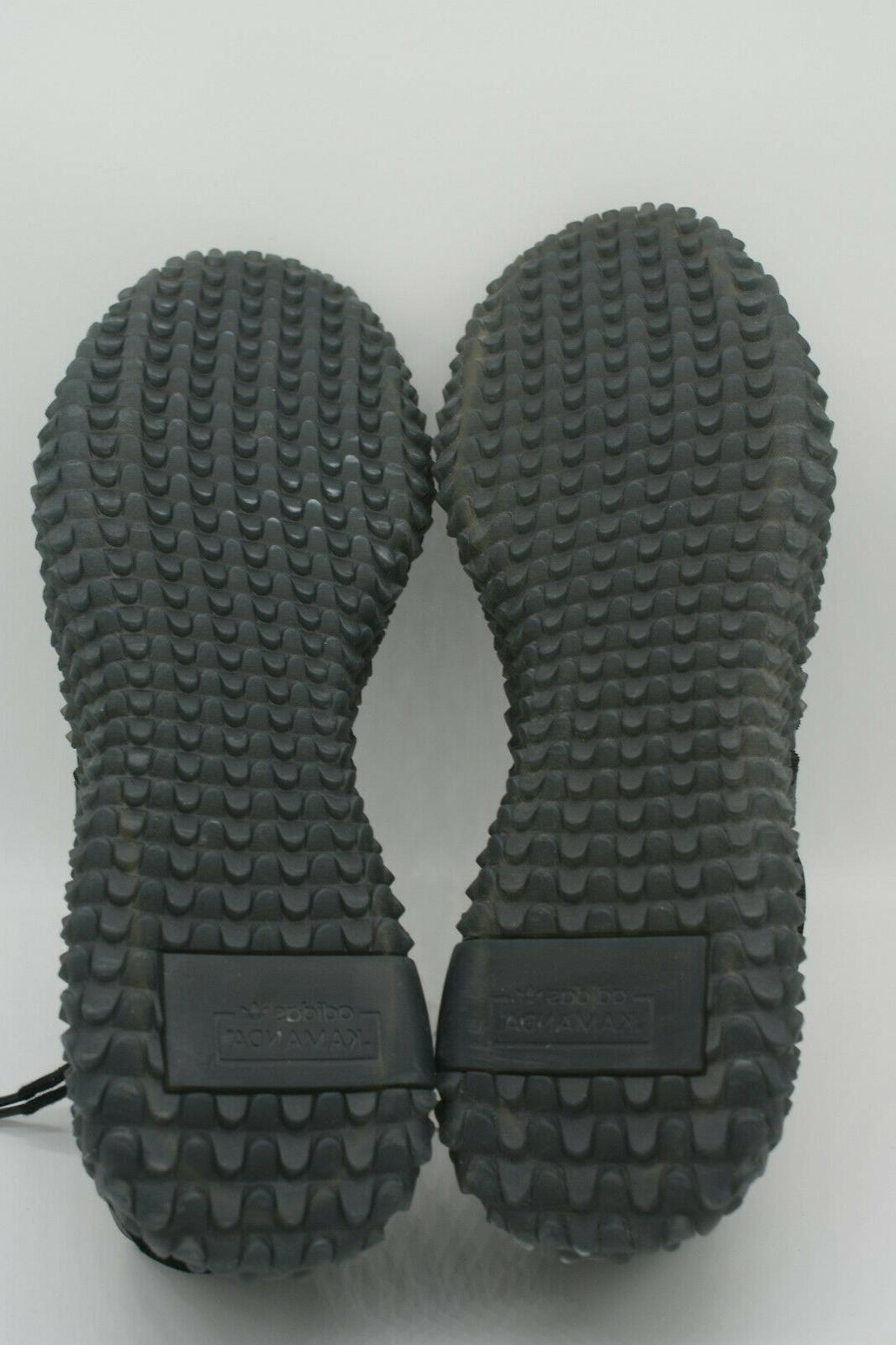ADIDAS Country x Never Men's Triple Black Size 10 EE3642