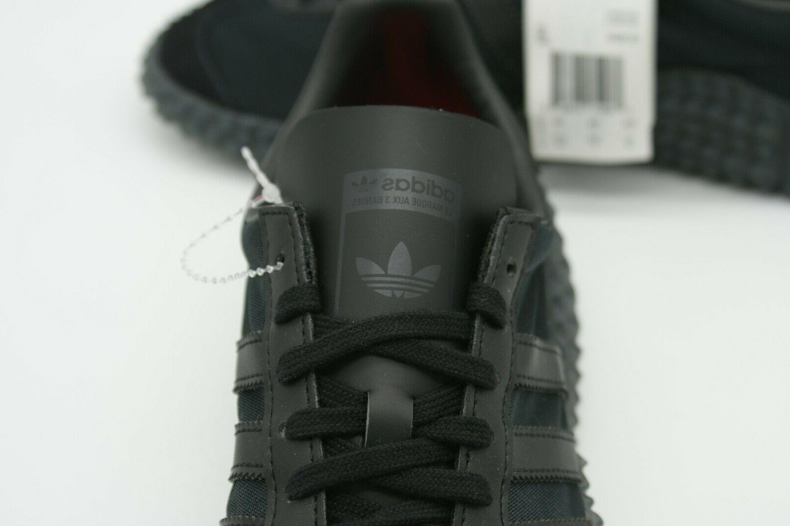 Never Shoes Triple Black EE3642 NEW