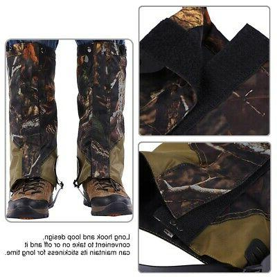 Outdoor Gaiters Snow High Leg Shoes Cover
