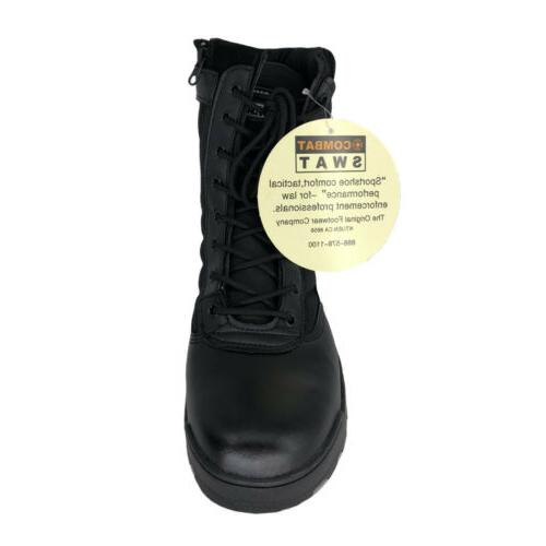 SWAT Mens Boots Combat Army Boots Shoes