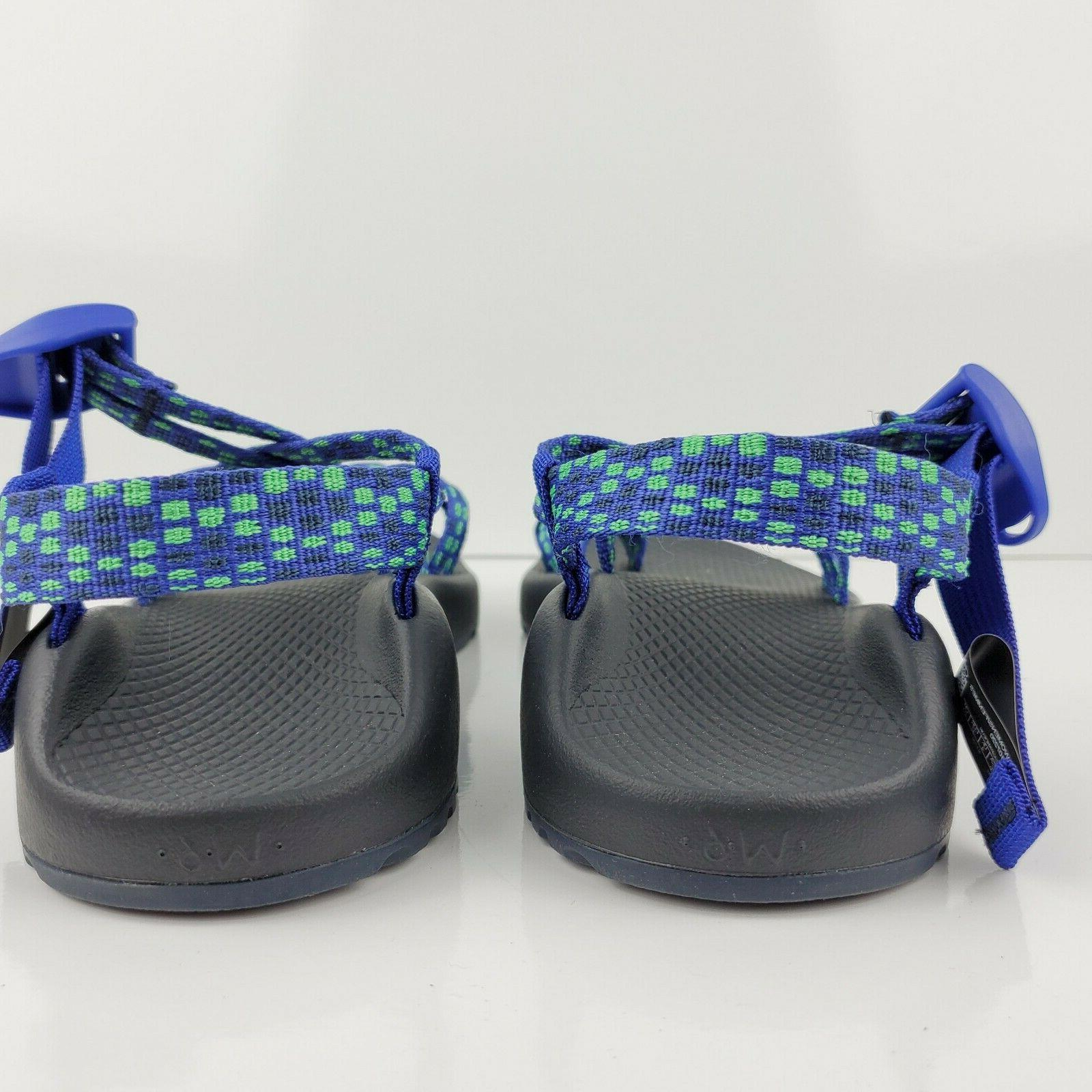 Chaco ZX/2 Sport Women's size 6M Royal Blue Green Hiking
