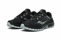 Saucony Men's Excursion TR13 Black Wide Trail Running Hiking