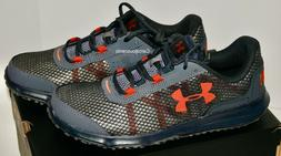 Men's Under Armour Toccoa Running Hiking Shoes #1297449  Cho