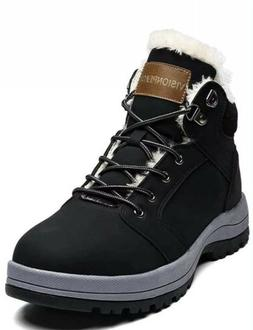Visionreast Men Size 11 Or Womens Snow Boots Insulated Outdo
