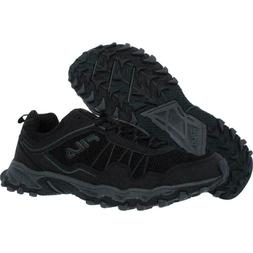 Fila Mens Memory Uncharted 2 Black Trail Running Shoes Wide