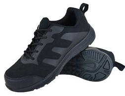 Mens Safety Steel Toe Cap Hiking Work Trainers Lightweight S
