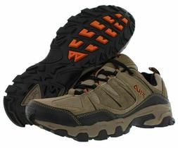 Fila MIDLAND Mens Brown Orange 241 Trail Hiking Sneaker Shoe