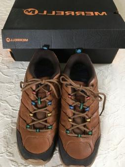 MERRELL Moab 2 Earth Day Monks Robe Hiking Boots Shoes Mens