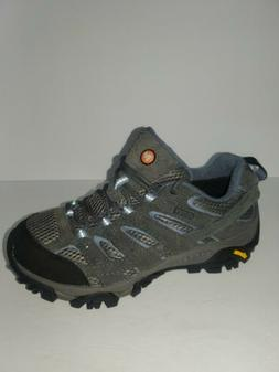 Merrell Moab 2 Waterproof Hiking Shoes - Men's Black/Grey Sz