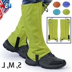 mountain hiking hunting boots gaiters snow snake