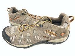 NEW! Columbia Men's Redmond Low Hiking Shoes Lace Up Brown #