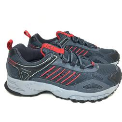 New Adidas Mens Boys Trail Running Shoes Sneakers Hiking Gra