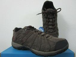 NIB Mens Columbia Redmond Leather Waterproof Hiking Trail Hi