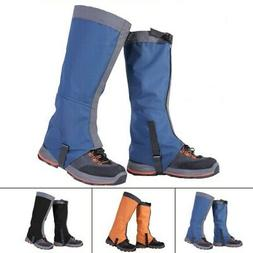 outdoor hiking hunting boots gaiters waterproof snow