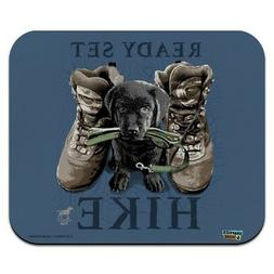 Ready Set Hike Hiking Shoes Lab Puppy Low Profile Thin Mouse