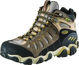 Oboz Men's Sawtooth Mid BDRY Hiking Boot,Olive,11 M US