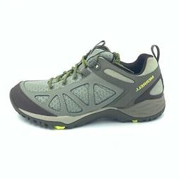 Merrell Womens Siren Sport Q2 Hiking Shoes Dusty Olive Lace