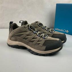 Size 9.5 Women's Columbia Crestwood Hiking Shoes 1781141255