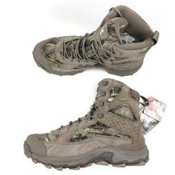 Under Armour Speed Freek Boot Gore Tex Hunt Hike Camo Leathe