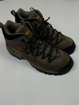 Columbia Trail Meister Mid Mens Size 12 Wide Brown Hiking Bo