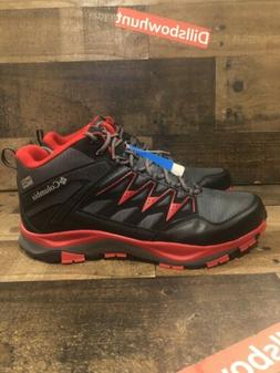 Columbia Sportswear Wayfinder Mid Outdry Hiking Shoes Black