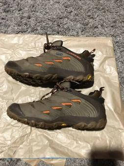 MERRELL Women's Chameleon 7 Waterproof Hiking Shoe Dusty Oli