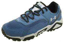Under Armour Women's Glenrock Low Hiking Shoes Blue Style 12